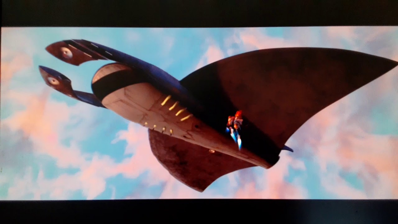 The Incredibles (2004) Rescuing Jack Jack and Syndrome's