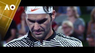 Roger Federer: Ready For Round Three  Australian Open 2017