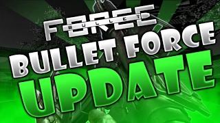 Bullet force update news - m4a1 buff | sniper only event