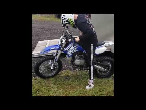 Dirt Bike  X18 APOLLO 125cc 2019