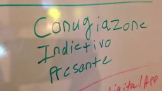 What is a Conjugation? Italian American singers slowed down