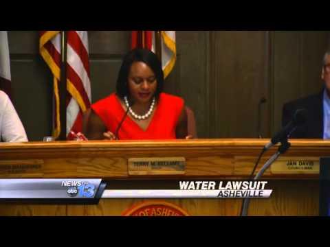 Asheville Water Lawsuit