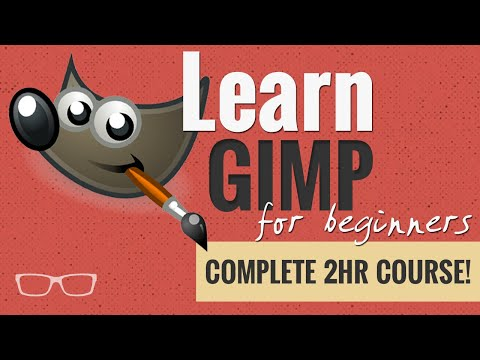 How To Use GIMP For Beginners Tutorial