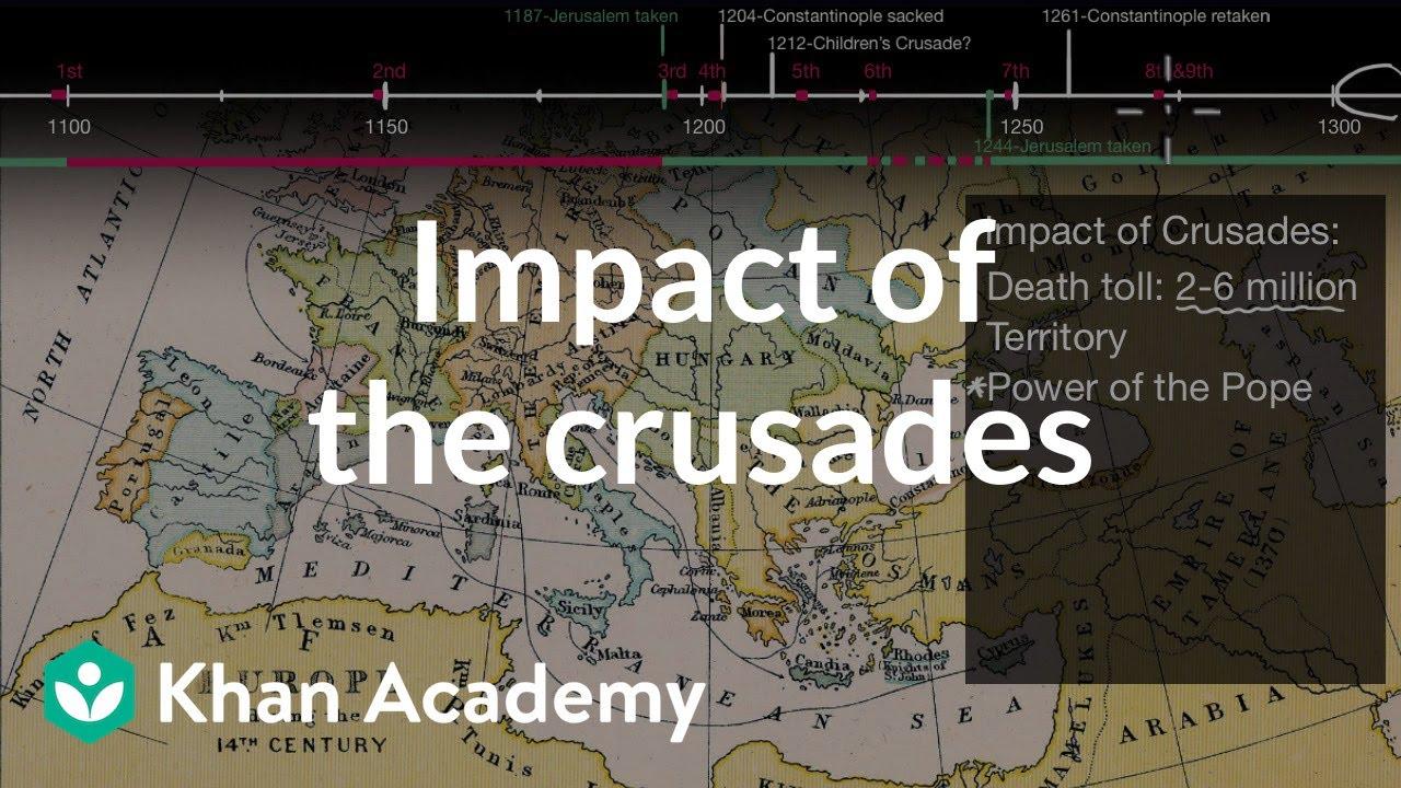 Impact of the crusades (video) | Khan Academy on jerusalem during crusades map, first templar map, richard knight s treasure map, saladin crusades map, acre crusades map,
