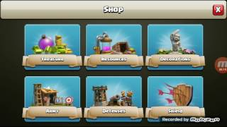 Max se joaca clash of clans ep 1