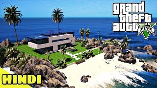 MY PRIVATE ISLAND in GTA 5 | HINDI | KrazY Gamer |