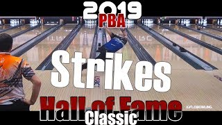 Strike 2019 Bowling Hall of Fame Classic PBA Bowling Video