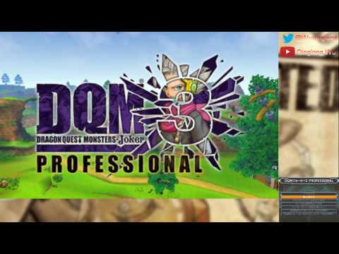 Dragon Quest Monsters Joker 3 Professional Translated Playthrough Part 1