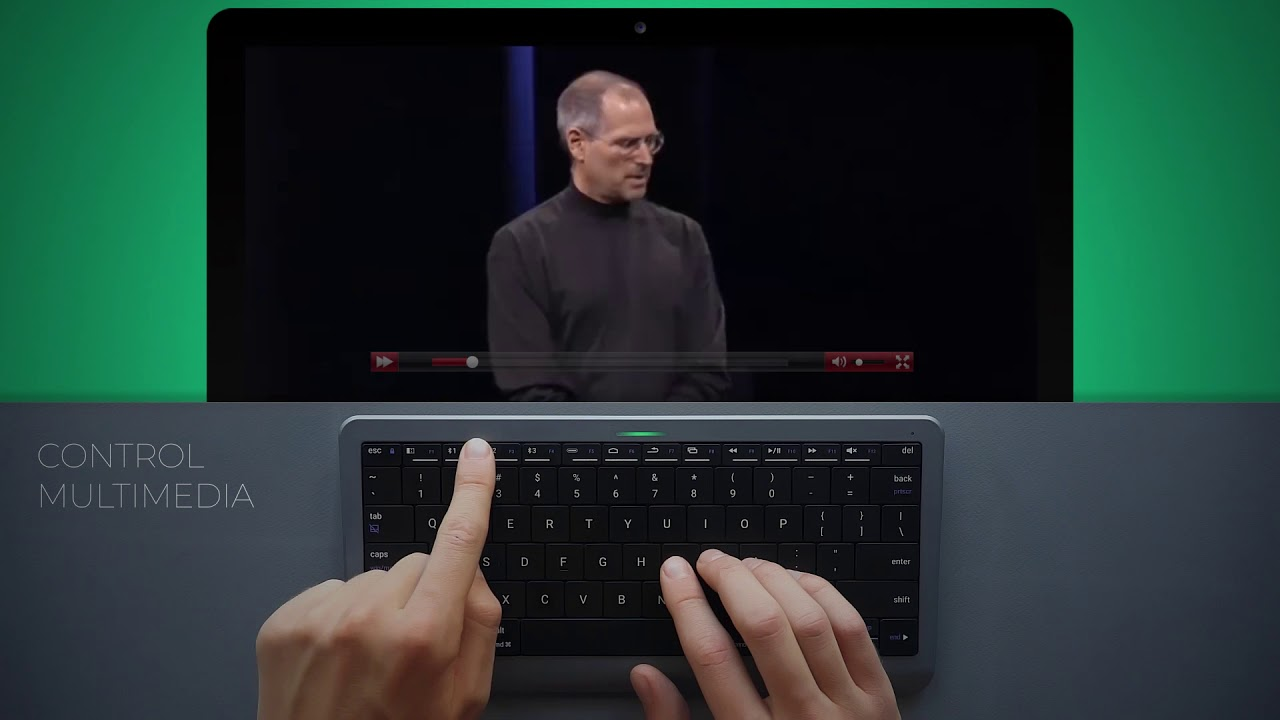 Click & Touch Keyboard video thumbnail