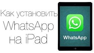 Как установить WhatsApp на iPad (новый рабочий способ)