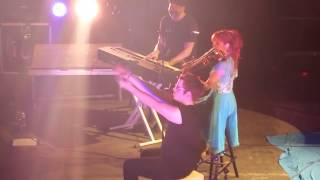 Lindsey Stirling SLC Concert | Part 2 | Transcendence Acoustic Version