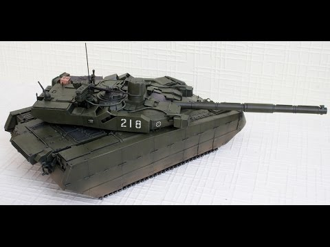 Украинский Танк Оплот -М