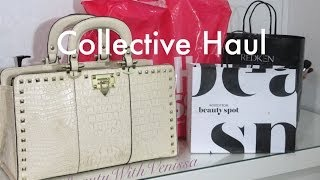 Collective Haul | Beauty With Venissa Thumbnail