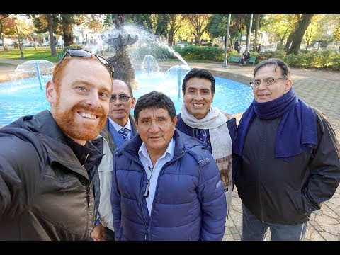 WHAT DO PERUVIANS THINK OF CHILE? S.02 Ep.03