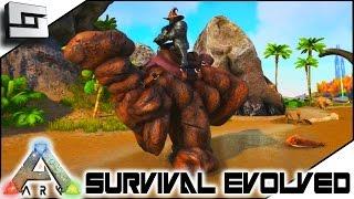 THE POOPSAURUS! Modded ARK: Mystic Academy E7 ( Ark Survival Evolved Gameplay )