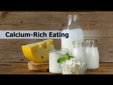 Calcium-Rich Eating: Nutrition Facts