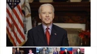 White House Hangout with Vice President Joe Biden on Reducing Gun Violence
