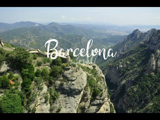 Barcelona - Travel vlog