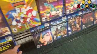 C&C Games store live stream 8/17/18