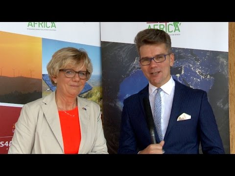 """""""Green Landing"""" - Top Priority of The European Investment Bank (EIB) in East Africa"""