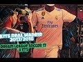 Kits Real Madrid 2017/2018 para Dream League Soccer 17 & FTS