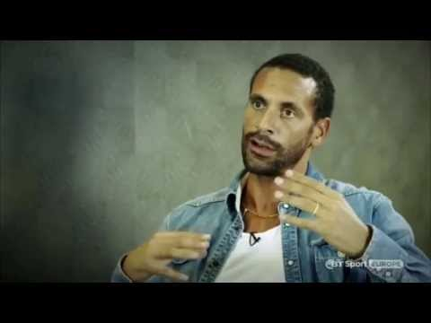 Rio Ferdinand Meets Yaya toure - BT Sport | FULL INTERVIEW