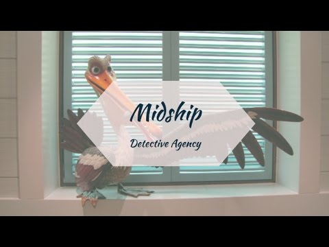 Disney Dream Cruise Diary - Midship Detective Agency