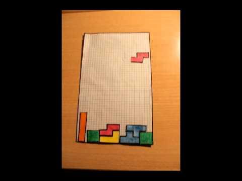инструкция для тетриса - фото 6