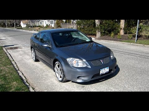 2007 pontiac g5 gt startup, engine, tour \u0026 overview review youtube Wrecked Red Pontiac G5 2007 pontiac g5 gt startup, engine, tour \u0026 overview review