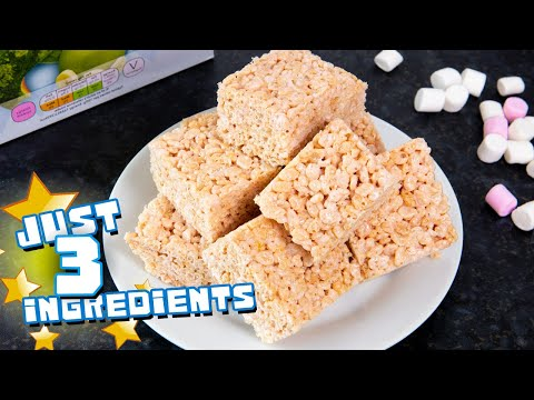 classic-rice-krispies-treats-recipe-with-marshmallows-#ad