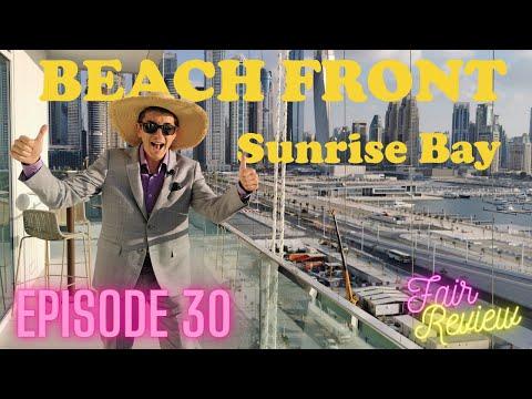 Fair review of Emaar Beachfront Dubai. Apartment in Sunrise Bay