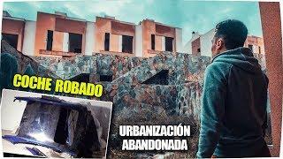Visitando URBANIZACION ABANDONADA SAQUEADA ! - Exploracion Urbana Lugares Abandonados en España