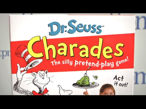 Dr. Seuss Charades from Wonder Forge