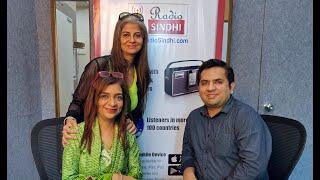 Interview with Deepak Keswani (Radio Sindhi) by Gemini Dhar from Entrepreneur Excel