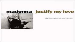 Madonna Justify My Love (Ultrasound Extended Version)