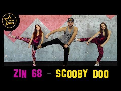 ZUMBA | ZIN 68 | Scooby Doo - Electro-Latin | ANDREA STELLA CHOREO DANCE