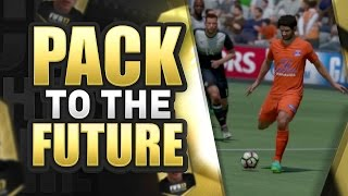 PACK TO THE FUTURE EPISODE 4!!! FIFA 17 Ultimate Team