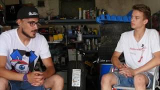 #KRSTDRFT Questions #8 - Jan Reisinger - nejmladší český drifter