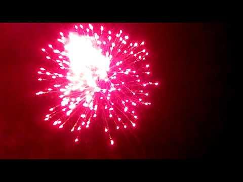 Celebrates Bangabandhu Satellite 1 Fireworks 2018