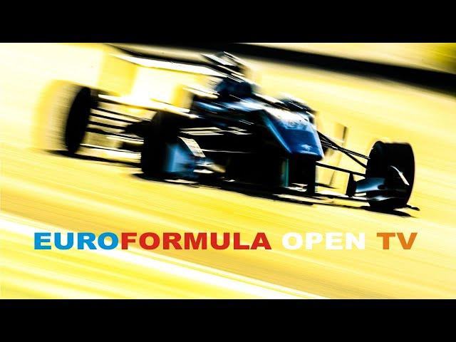 Euroformula Open 2019 ROUND 2 GERMANY - Hockenheimring Race 2 ENG