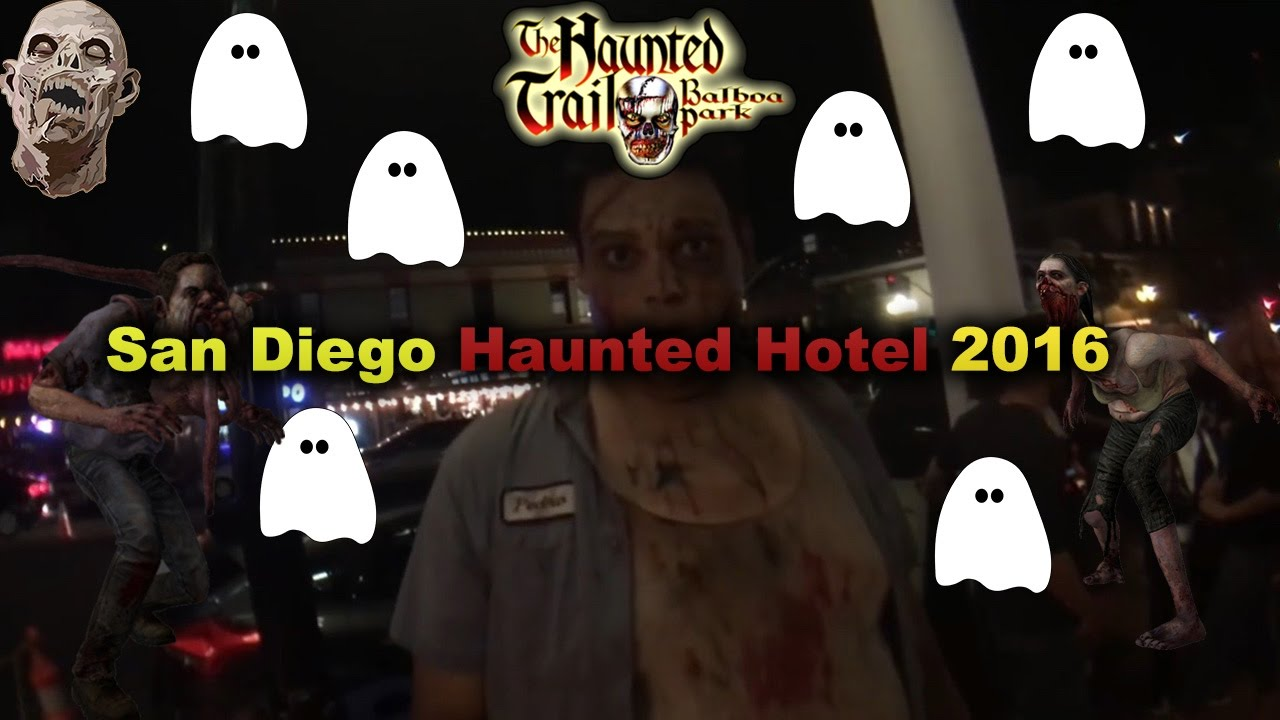 San diego haunted hotel 2016 youtube for Haunted hotel in san diego