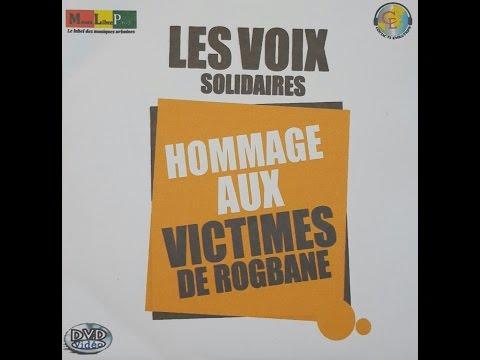 Hommage aux victimes de Rogbane