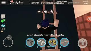 Polis olmak zor (ROBLOX)