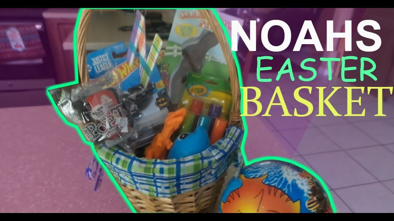 One year olds easter basket youtube one year olds easter basket negle Images