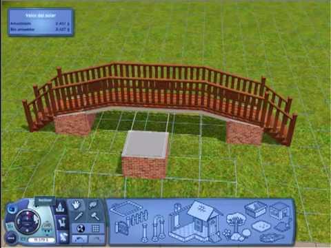 Tutorial como crear un puente con forma de arco youtube for Arco decorativo jardin