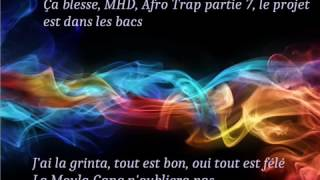 MHD   AFRO TRAP Part 7 La Puissance Lyrics 1