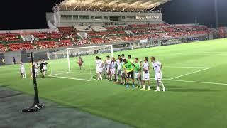 2018.7.11 天皇杯3回戦 ベガルタ仙台 1-0 大宮アルディージャ 得点:中野...