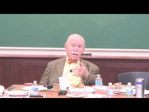 An Interview with NYU Professor Jerome A. Cohen