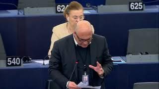 intervento in aula di Andrea Cozzolino, relatore per l' attuazione delle strategie macroregionali dell'UE