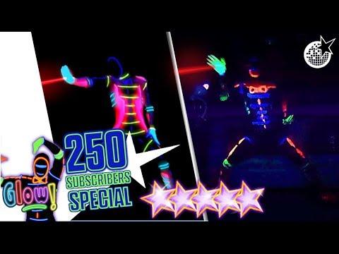 Rock n' Roll - gameplay especial NEON - Just Dance® Unlimited | MEGASTAR